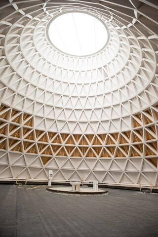 p_2Ökologisch: Spektakuläre neue Kirche aus Holz – Architekt Eberhard Wimmer im Interview
